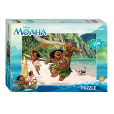 "Пазл ""Моана"", 104 элемента 82157 Disney 'Moana"" STEP puzzle"