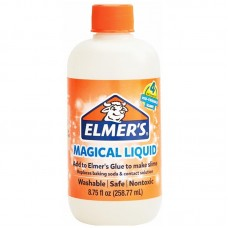 "Активатор для слаймов Elmers ""Magic Liquid"", 258 мл (4 слайма)"